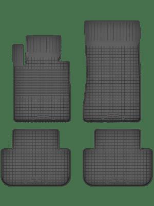 BMW 5-Series E34 (1988-1997) universal gummimåttesæt