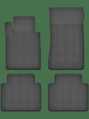 BMW 4-Series F33 (fra 2013) universal gummimåttesæt