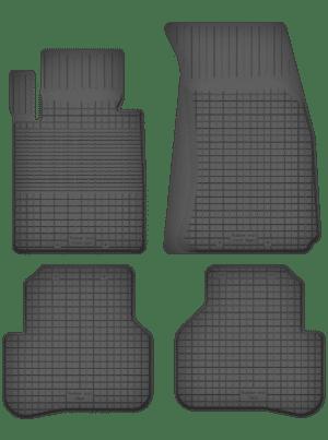 Mercedes GLC-Klasse X253 (fra 2016) universal gummimåttesæt