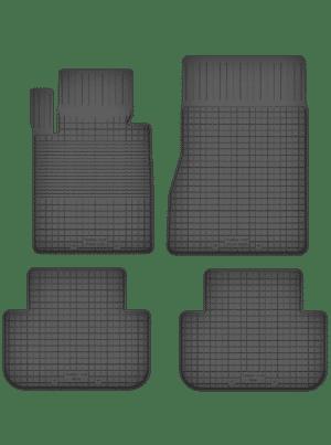 BMW 6-Series E64 (2003-2010) universal gummimåttesæt