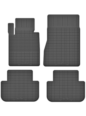 BMW 6-Series F06 (2011-2018) universal gummimåttesæt