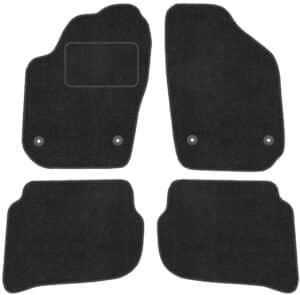 Seat Ibiza III (2002-2008) skræddersyede måtter