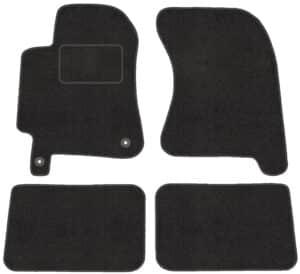 Subaru Impreza II GD (2000-2008) skræddersyede måtter