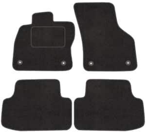 Seat Leon III (fra 2013) skræddersyede måtter