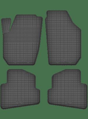 Skoda Roomster (2006-2015) universal gummimåttesæt