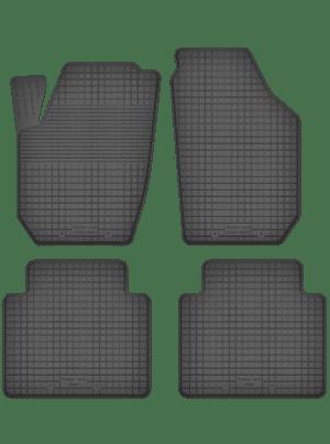 Toyota Hilux VI (fra 2005) universal gummimåttesæt