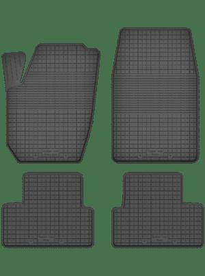 Citroen DS3 (2009-2018) universal gummimåttesæt