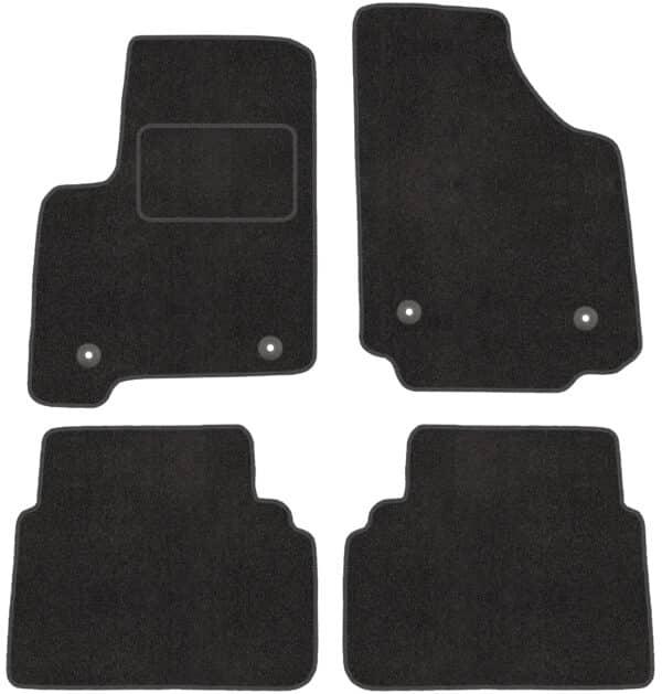 Opel Meriva A (2003-2010) skræddersyede måtter