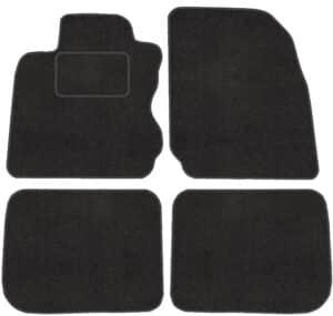 Nissan Note I (2006-2012) skræddersyede måtter