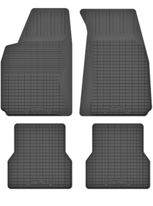 Audi A4 B6 (2000-2005) universal gummimåttesæt