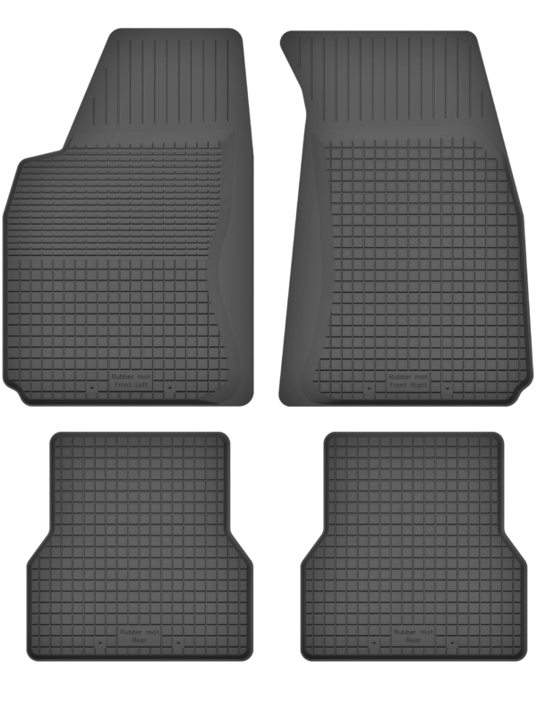 Audi A5 8F Coupe (2007-2015) universal gummimåttesæt