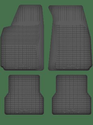 Audi A6 C6 FL (2006-2011) universal gummimåttesæt
