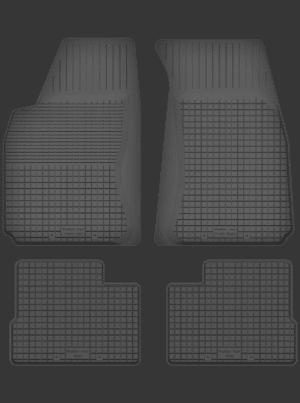 Peugeot 1007 (fra 2005) universal gummimåttesæt