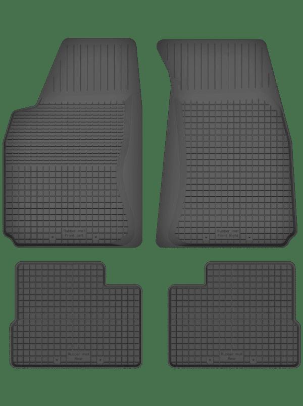 Peugeot 309 (1985-1993) universal gummimåttesæt