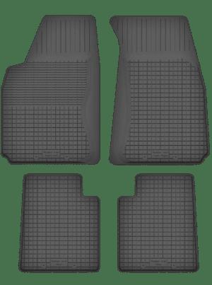 Kia Sephia (1993-1997) universal gummimåttesæt