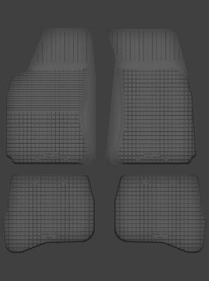 Volkswagen Passat B5/B5 FL (1996-2005) universal gummimåttesæt