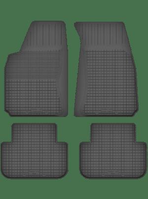 Audi A6 C7 (2011-2018) universal gummimåttesæt