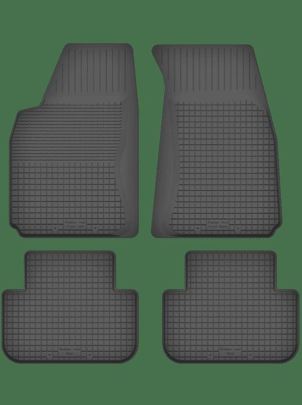 Daewoo Lanos (1997-2002) universal gummimåttesæt