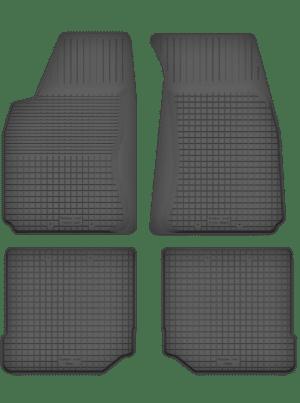 Skoda Superb I (2001-2008) universal gummimåttesæt