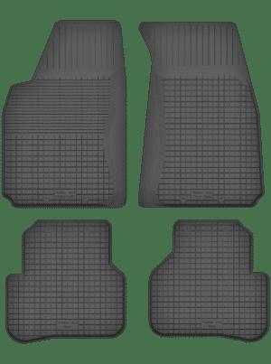Dacia Logan I (2004-2012) universal gummimåttesæt