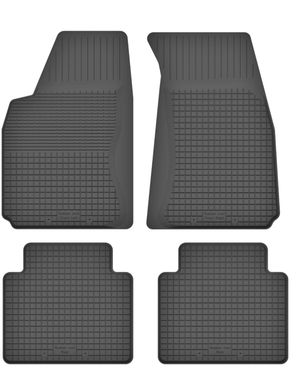 Audi A7 C7 (2010-2018) universal gummimåttesæt