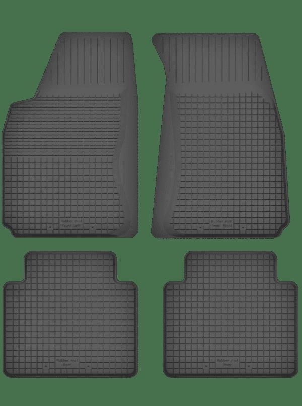 Peugeot 605 (1989-1999) universal gummimåttesæt