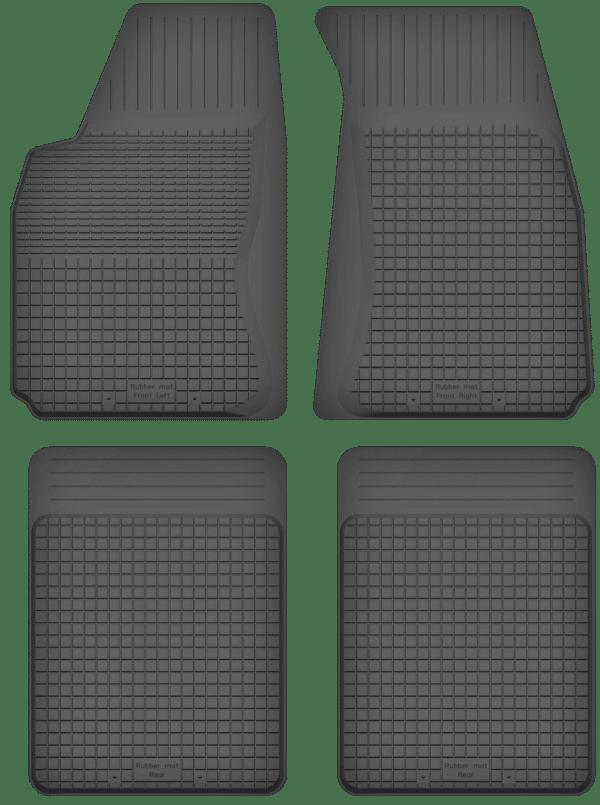 FSO Polonez (1978-1996) universal gummimåttesæt