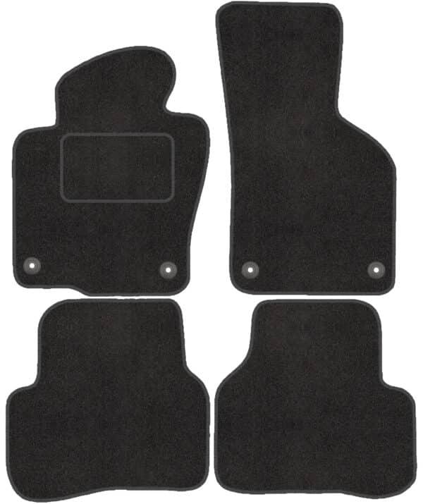 Volkswagen Passat B6 (2005-2010) skræddersyede måtter