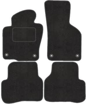 Volkswagen Passat B7 (2010-2014) skræddersyede måtter