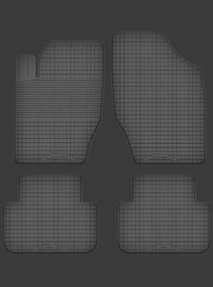 Peugeot 307 (2001-2011) universal gummimåttesæt