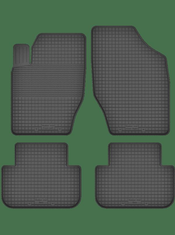 Peugeot 308 I (2007-2013) universal gummimåttesæt