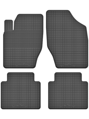 Honda Jazz III (2008-2013) universal gummimåttesæt