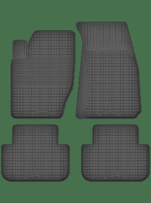 Peugeot 107 (2005-2014) universal gummimåttesæt