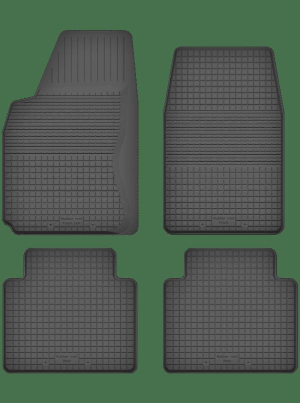 Audi A8 D4 (2010-2017) universal gummimåttesæt