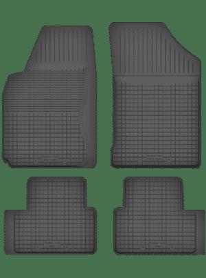 Fiat Albea (fra 2002) universal gummimåttesæt