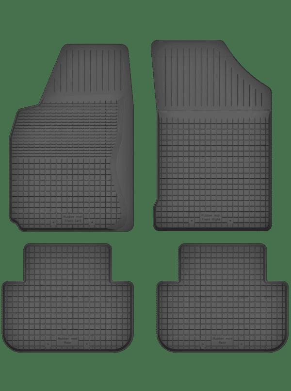 Alfa Romeo 147 (2000-2010) universal gummimåttesæt