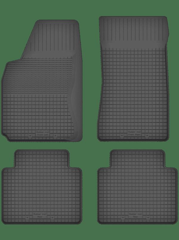 Subaru Legacy III (1998-2004) universal gummimåttesæt