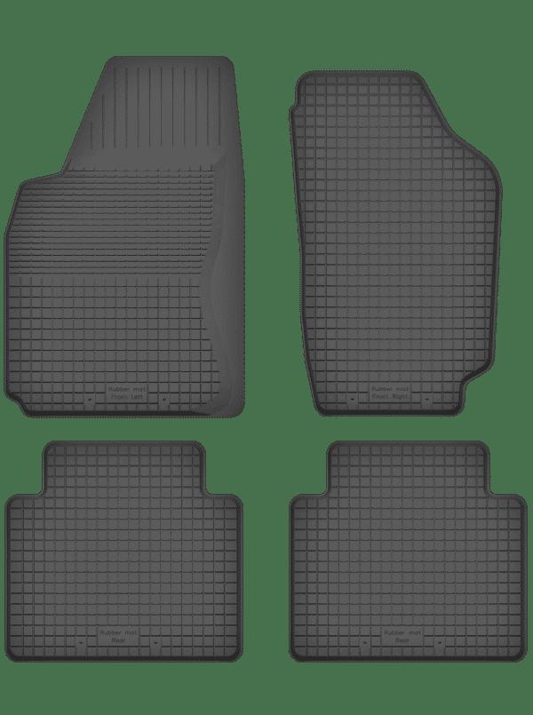 Nissan Terrano I (1987-2003) universal gummimåttesæt