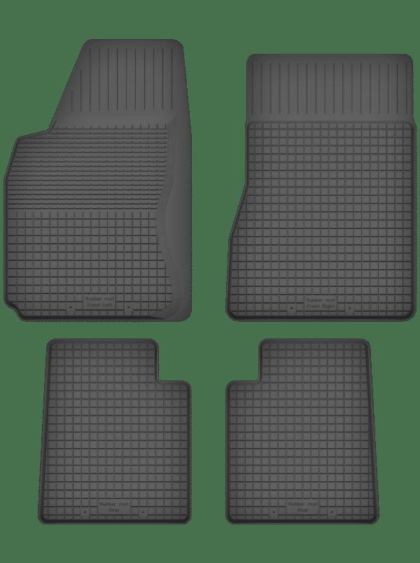 Toyota Corolla IX E12 / E13 (2002-2007) universal gummimåttesæt