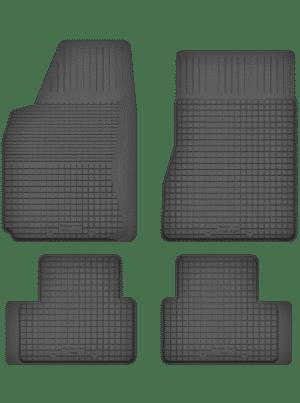 Renault Megane III (2008-2016) universal gummimåttesæt