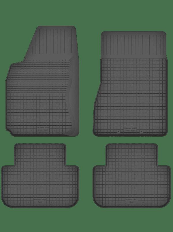 Nissan Primera P12 (2002-2007) universal gummimåttesæt
