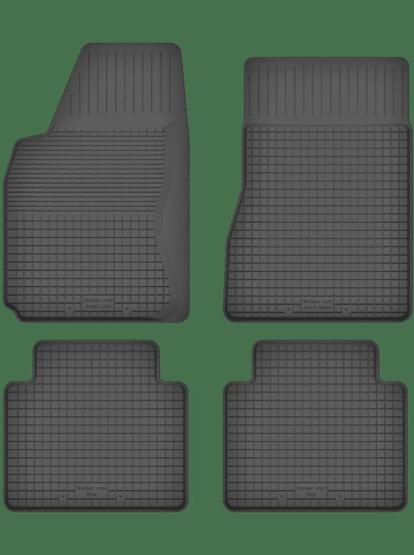 Mercedes ML-Klasse W163 (1997-2005) universal gummimåttesæt