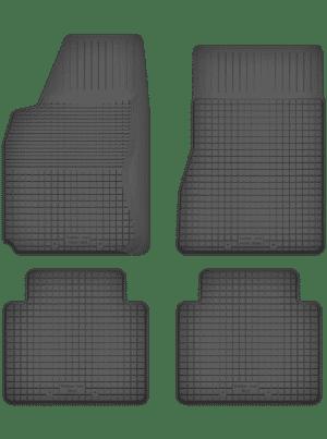 Nissan Tiida I (2004-2012) universal gummimåttesæt