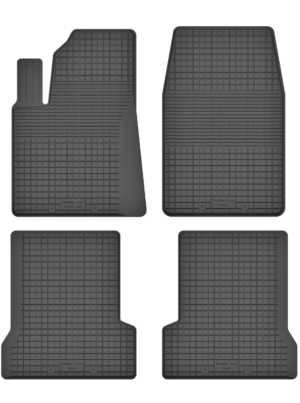 Ford Fiesta MK6 (2002-2008) universal gummimåttesæt