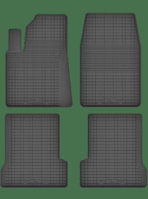 Ford Fusion (2002-2012) universal gummimåttesæt