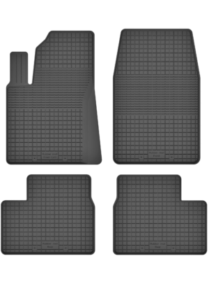 Peugeot 208 (fra 2012) universal gummimåttesæt