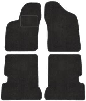 Fiat Seicento (1998-2010) skræddersyede måtter
