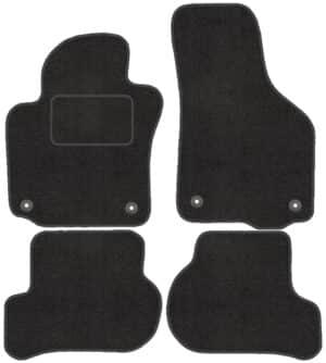 Seat Toledo III (2004-2009) skræddersyede måtter