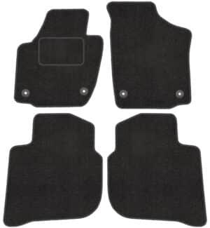 Seat Toledo IV (fra 2012) skræddersyede måtter