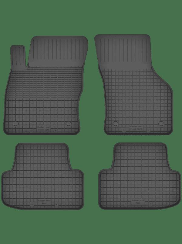 Volkswagen Polo VI (fra 2017) universal gummimåttesæt